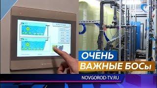В Новоселицах завершено строительство биологических очистных сооружений