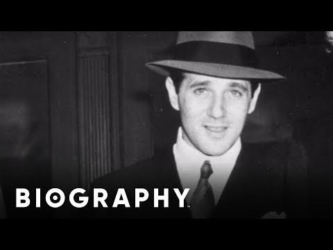 Bugsy Siegel - American Mombster   Mini Bio   BIO