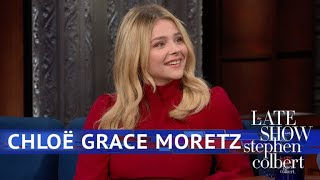 Chloë Grace Moretz Lied To Scorsese To Get 'Hugo' - Video Youtube