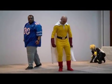 [GX 2016] One Punch Man Gruop Cosplay Skit