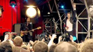 【HD】Coldplay - Lost  Live @ the BBC 2008