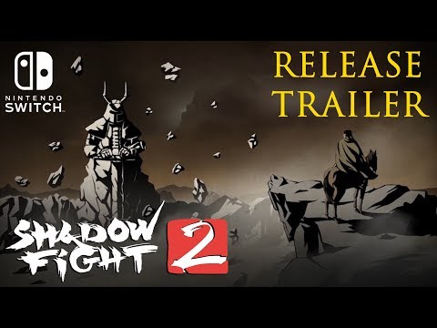 Shadow Fight 2 Nintendo Switch Release Date Trailer thumbnail