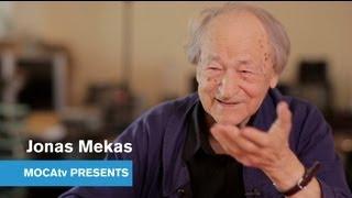 Jonas Mekas - In Focus - The Artist's Studio