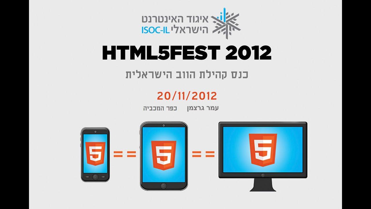 Website builder – מפלאש ל HTML5 – אתגרים והצלחות