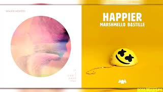 ''If I Can't Have You Happier'' | MASHUP Feat. Shawn Mendes,Marshmello & Bastille