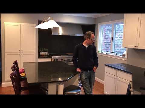 Kerr Family Bloomfield Hills MI Cabinet Refinishing Video Testimonial