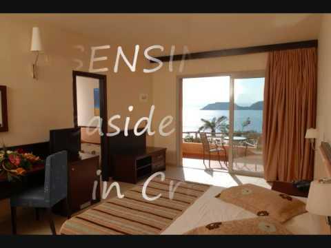 Sensimar - Sea Side Hotel in Agia Pelagia Crete, hotels greece