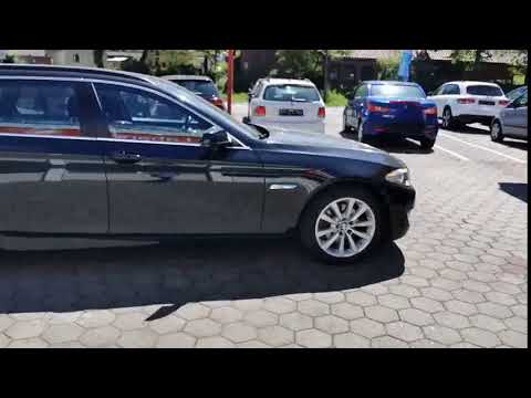 Video BMW 520 touring 8G Autom.Panorama, Nav,Xen.uvm.