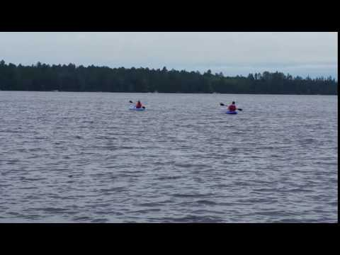 Video Of Bear Lake Campground (not Superior Hiking Trail), MN