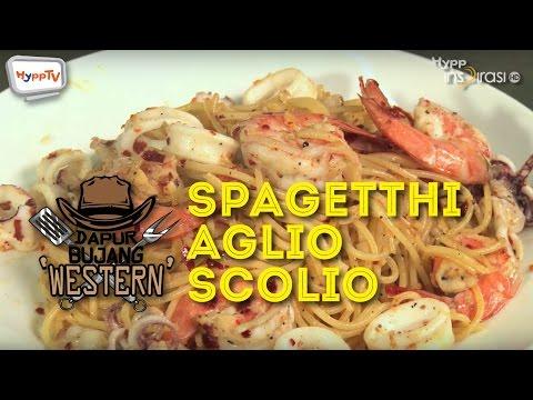 Dapurbujang Western Spaghetti Aglio Scolio Play