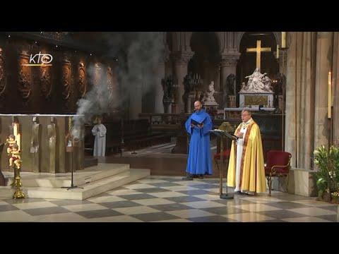 Vêpres à Notre-Dame de Paris du 2 janvier 2019