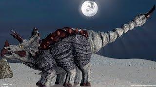 Страшный сон хищников Jurassic World Игра