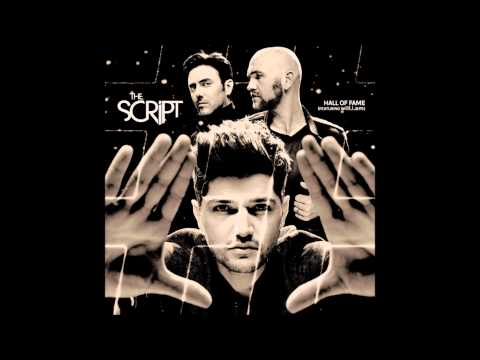 The Script - Hall Of Fame Ft. Will.i.am (HQ, 320kbps, Lyrics) Re-upload (better Quality) Mp3