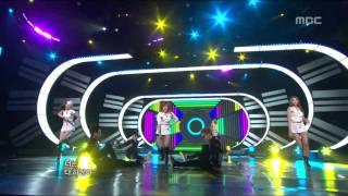 5dolls - Like this or that, 파이브돌스 - 이러쿵 저러쿵, Music Core 20110528