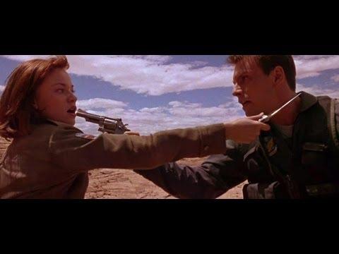Video trailer för Official Trailer: Broken Arrow (1996)