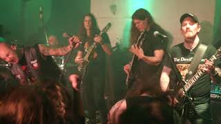 OLD - The Reaper - (Bathory cover) LIVE at Junkernhees, Siegen 2018