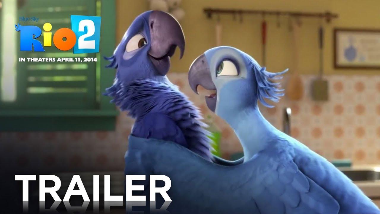 Trailer för Rio 2