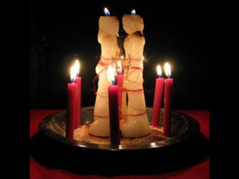 Приворот на свечах быстрый и действенный