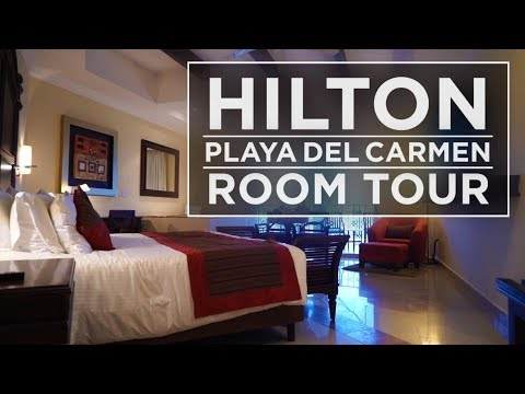 Room Tour at The Royal Playa Del Carmen 2016