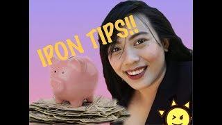 TIPS PAANO MAG IPON