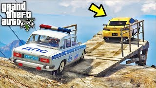 ПОГОНЯ В GTA 5 - УГОНЯЕМ НА ШЕВРОЛЕ КАМАРО ОТ КОПОВ! Chevrolet Camaro ТОПИТ ОТ ПОЛИЦЕЙСКИХ! ⚡ГАРВИН