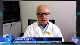'Vitamina D e Covid: le risposte del professor Sandro Giannini' episoode image