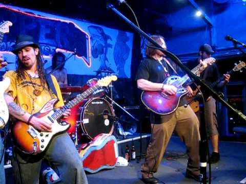 Skull & Bone Band Final Jam