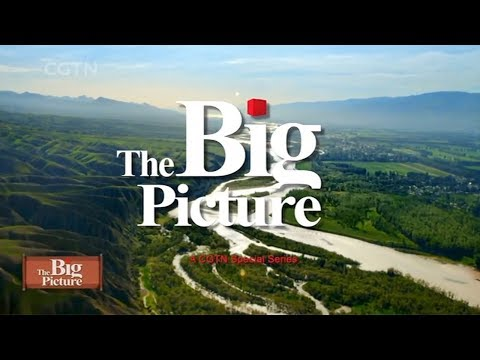 The Big Picture: Drawing China in a global picture