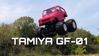 TAMIYA GF-01 Jump In The Park