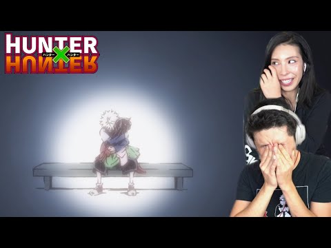 Not again.. More feels.. | HUNTER X HUNTER 145 & 146 REACTION!