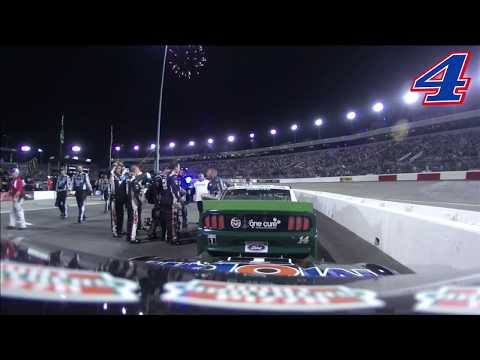 Best of: NASCAR in-car cameras from Richmond Raceway