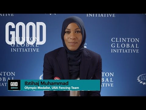 Sample video for Ibtihaj Muhammad