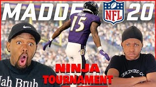 Can Trent Win Our Ninja Member Regs Tournament? (Madden 20 Tournament)