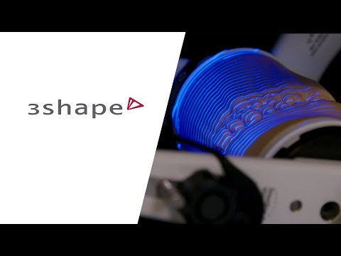 Easy articulator scanning - Mark Smith, CDT, Product manager, Lab, 3Shape
