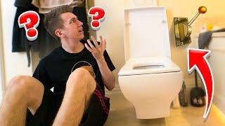 How Do I Leave The Bathroom?
