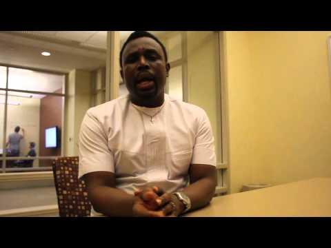 Igbo Language Interview - Rev. Chika Okpalike, Nnamdi Azikiwe University, Awka