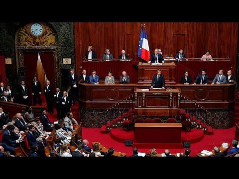 Μακρόν: «Τα αληθινά σύνορα στην Ευρώπη είναι αυτά που χωρίζουν εθνικιστές και προοδευτικούς»…