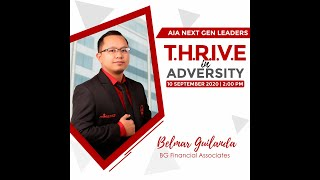 T.H.R.I.V.E. in Adversity with BG Financial Professionals one of the Fastest to be Promoted AM