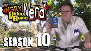 Angry Video Game Nerd - Season Ten