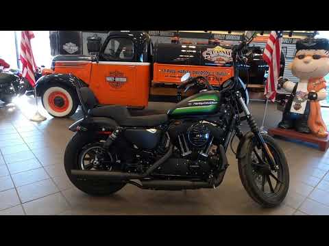 2021 Accessorized Harley-Davidson® Iron 1200™ XL1200NS