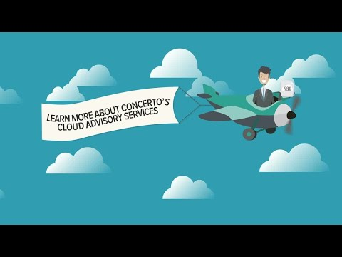 Concerto's Cloud Advisory Services