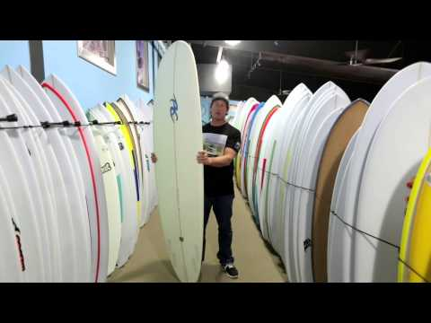 Ricky Carroll Mini Me Surfboard Review
