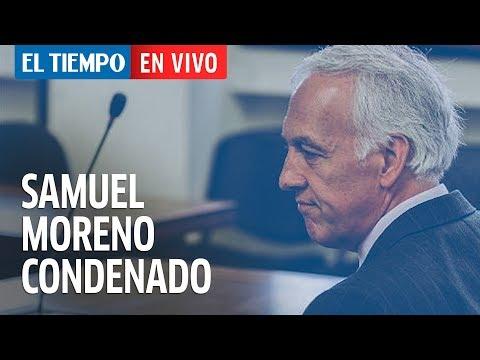 Se conoce monto de la tercera condena contra Samuel Moreno