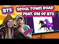 Seoul Town Road (Old Town Road Remix) feat. RM of BTS | REACTION!!!