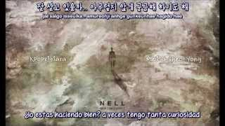 Memories Of A Stranger Nell (넬) [Sub español + Romanizacion + Hangul]