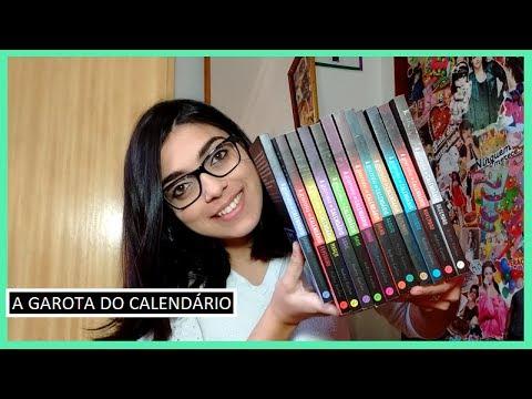 Resenha: A Garota do Calendário (Série Completa) | #BruTodoDia | Bruna Fazio