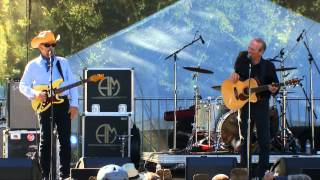 <b>Dave Alvin</b> & Phil Alvin With The Guilty Ones Hardly Strictly Bluegrass 2014