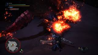 High Tempered Teostra Hunt