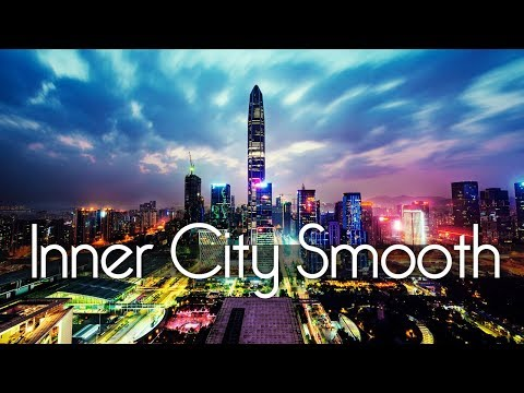 Inner City Smooth  Smooth Jazz Saxophone Instrumental Music for Relaxing and Study