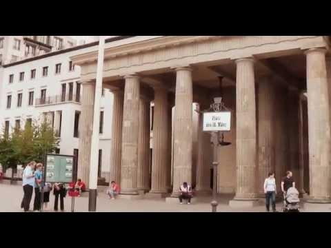 ГЕРМАНИЯ: Бранденбургские ворота... Рейх